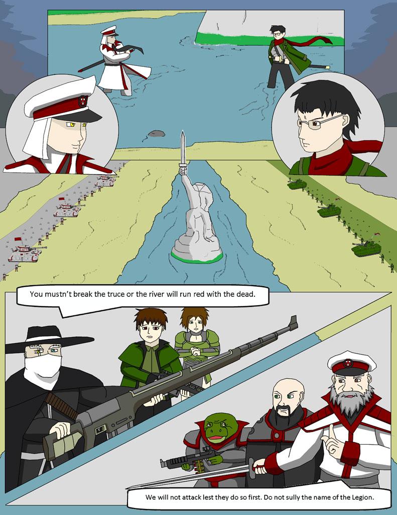 10 Riverside Duel