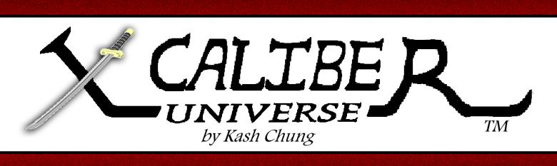 X Caliber Large Universe logo