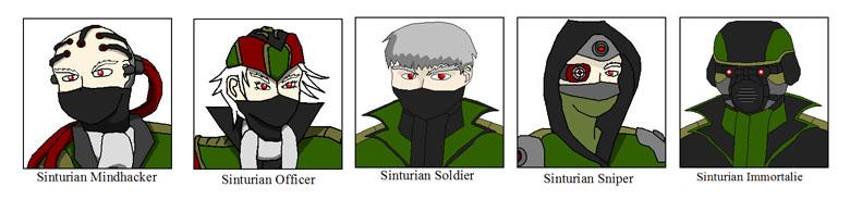 sinturiansoldiers